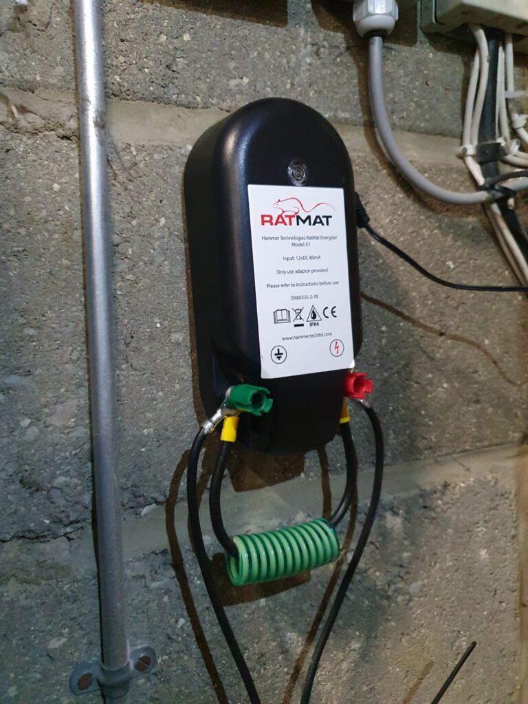RatMat - rat control Christchurch, Dorset
