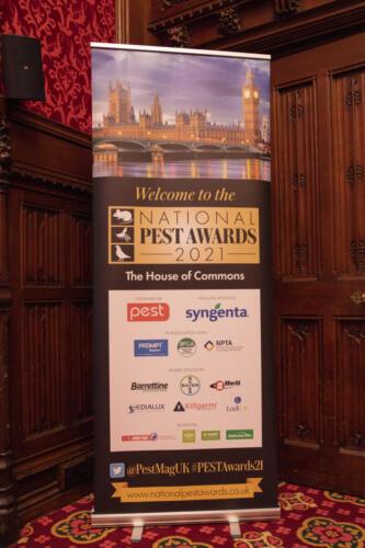 Pest Awards 2021 - Pest Control Dorset