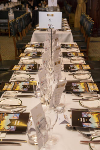 Pest Awards Table - Pest Control Dorset