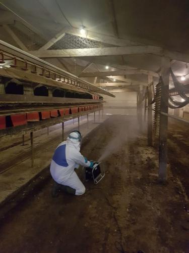 Agriculture & Farming Pest Control